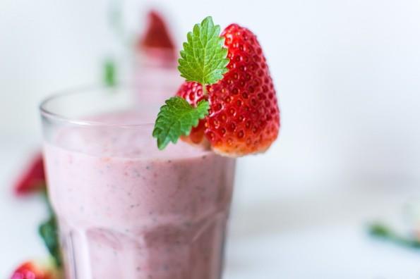 informacie o smoothie jahoda