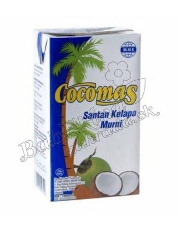 smotana z kokosu